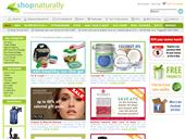 Shop Naturally Healthy Households