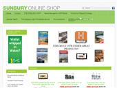 Sunbury Online Shop