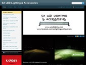 SA LED Lighting & Accessories