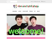 Dan & Phil Shop